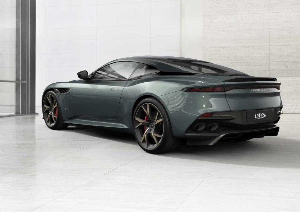 Aston Martin Dbs Superleggera En Mã Xico