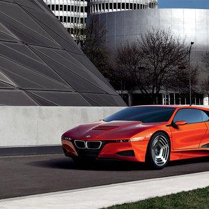 BMW M1 2008
